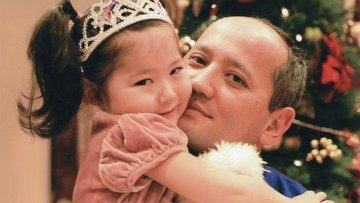 Аблязов с дочей