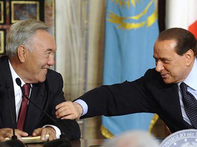 Наз и Берлускони