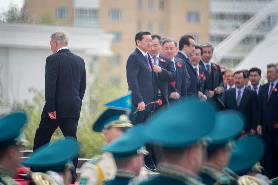 Назарбаев ухожу