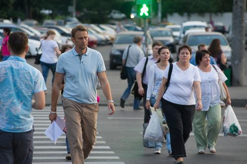 Навальный пешеход