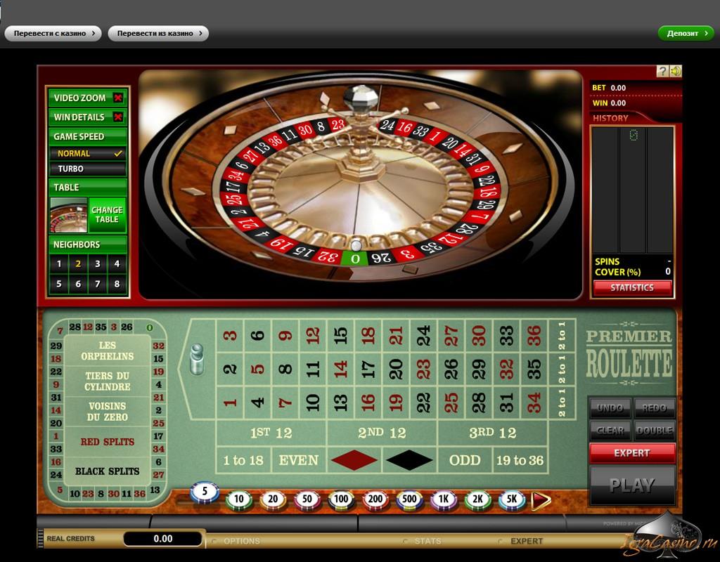 statistics casino