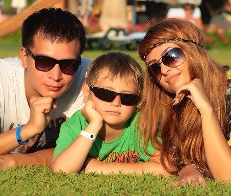 семья Сайфулиных