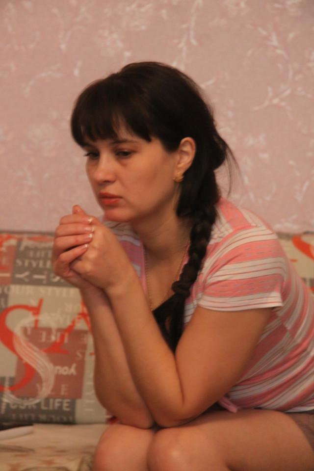 Вся забота о Дане в Алматы легла на плечи его мамы Оксаны Тимченко. Она очень надеется, что её сын выздоровеет.