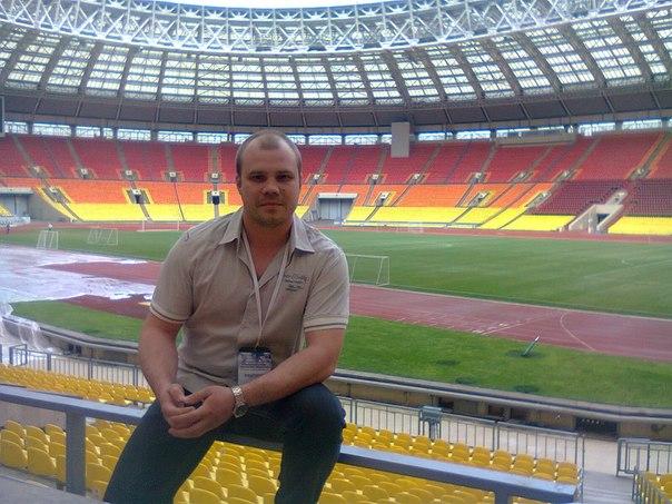 фото с официальной странички Павла Устюгова в социальной сети