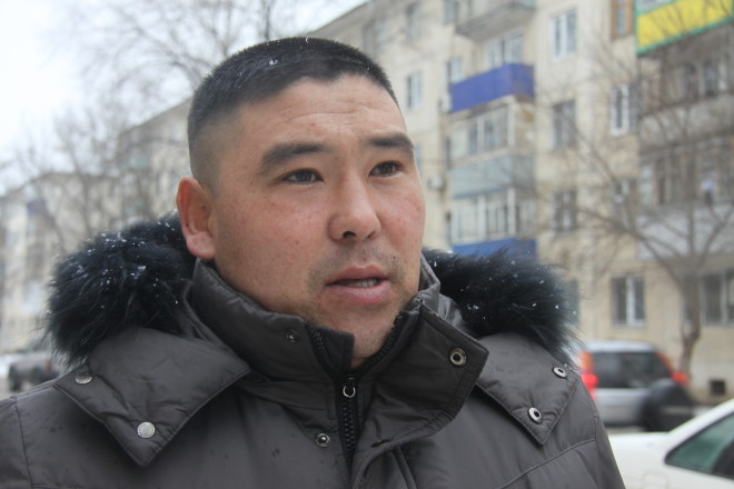 Сержант Залмуканов. Фото Рауля Упорова