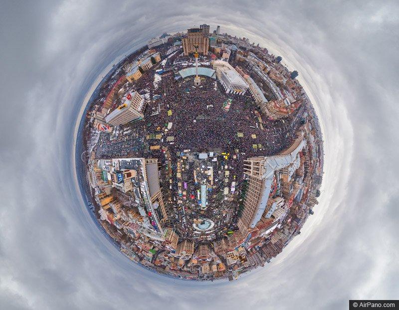 Киев декабрь