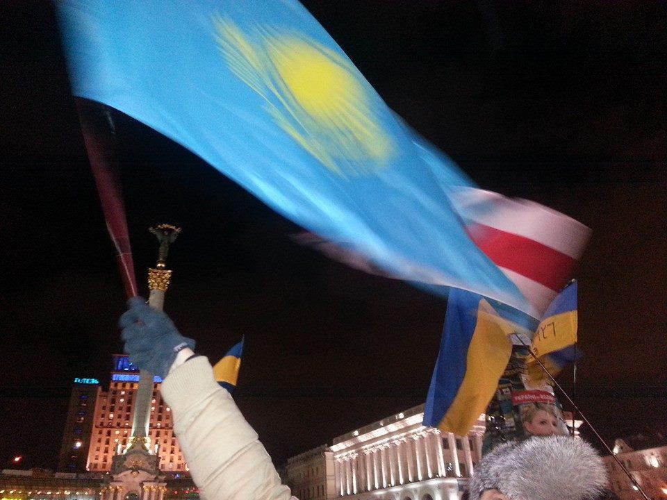 Киев казахи
