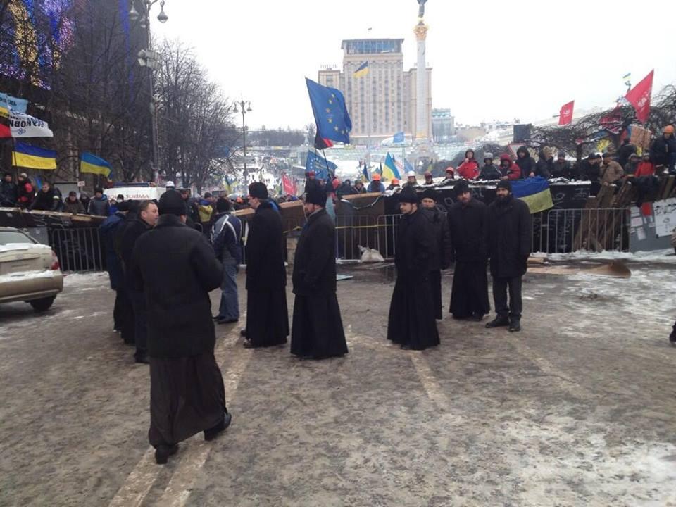 Киев монахам
