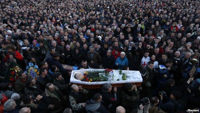 киев похороны