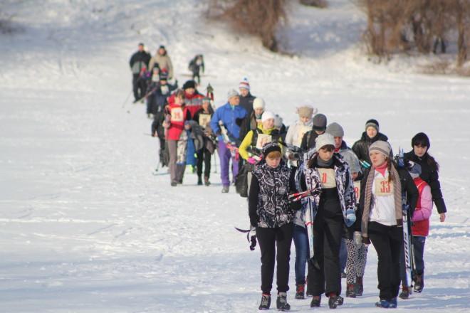 Соревнования проходили в затоне имени Чапаева.