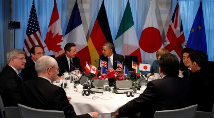 Netherlands Obama G7 Nuclear Summit