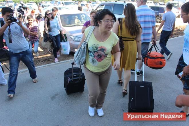 Куралай Туспикова покидает Уральск
