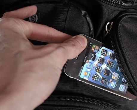 сотовые телефоны кражи фото
