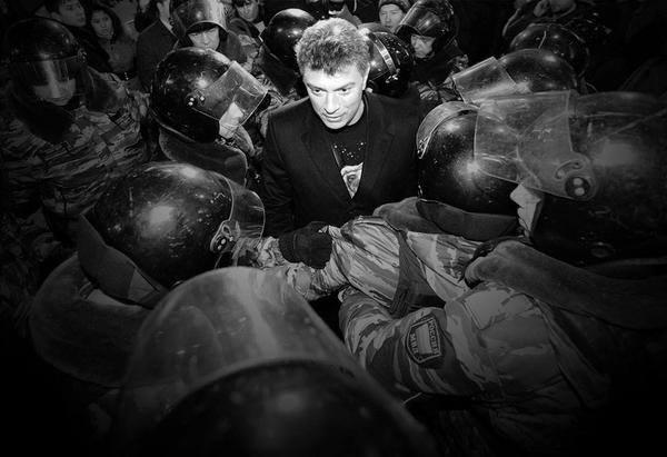 Немцов в круге