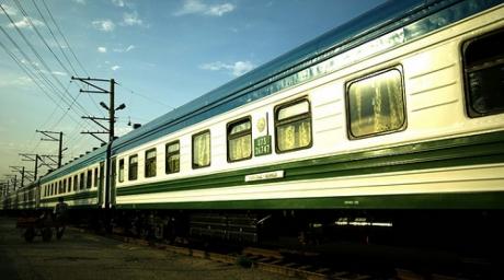 поезд уральская неделя