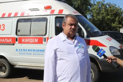 Сергей Бекежанов