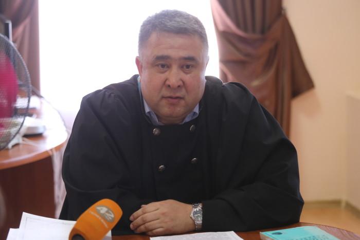 Судья Чалкаров