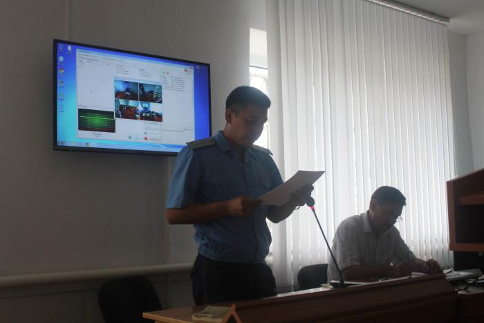 фото прокурор Ниязбаев