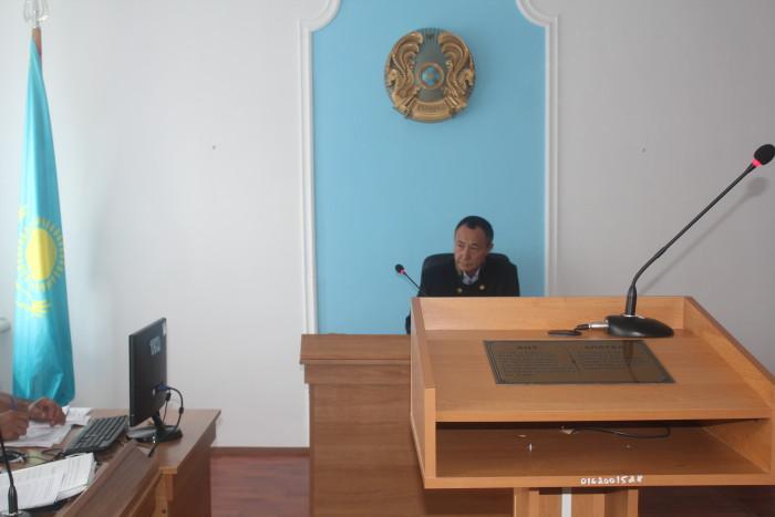 судья Усманов фото