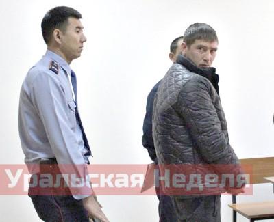 Бакаушин арест
