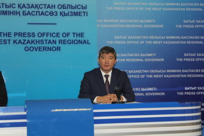 Санджар Алиев Таскала ЗКО
