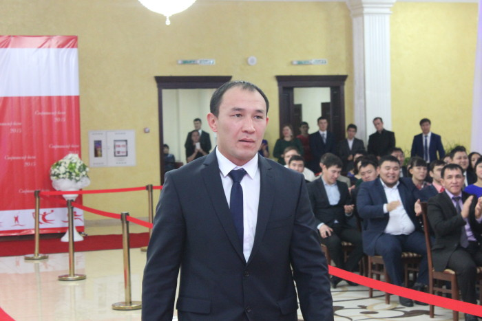 Темирлан Ихсангалиев