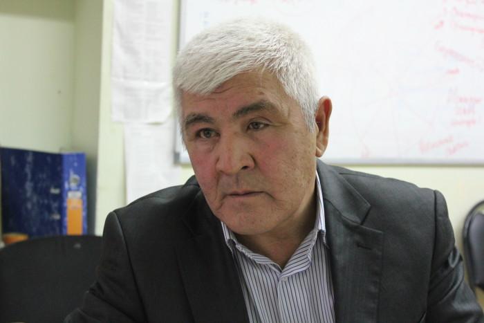 Батр Ирмекбаев