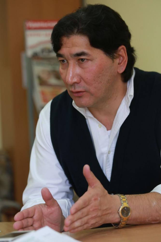 Барлык Мендыгазиев