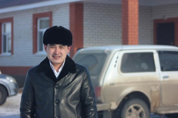 Ануар Абдибеков