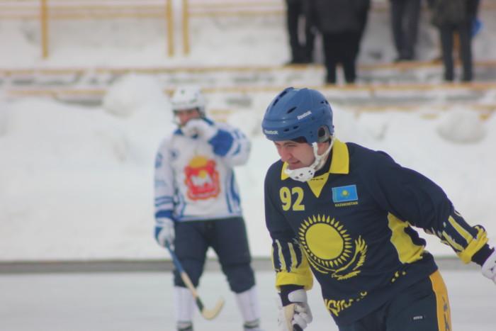 Максим Пьянов отметился пятью мячами в ворота