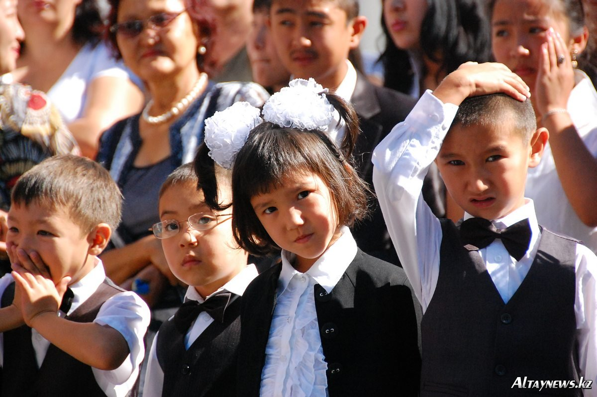 Казахстан картинки детей в школе