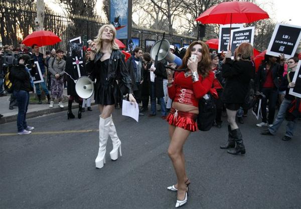 фото проститутки во франции