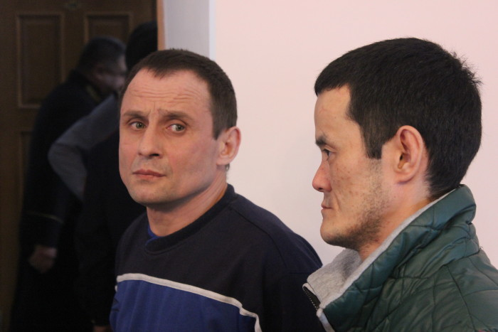 Пинкевича и Габдуллина выпустили из под стражи прямо в зале суда