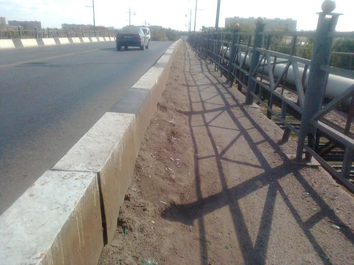 деповской мост
