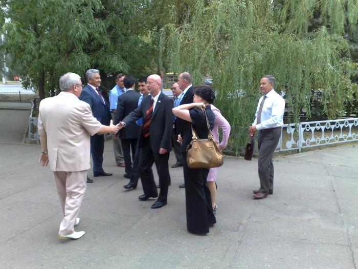 культурный обмен ФРГ и Казахстан Современная Германия