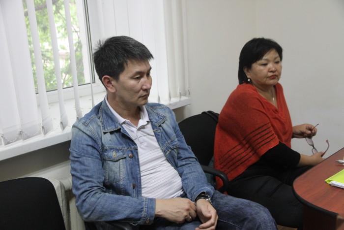 Лукпана тщетно пыталась защитить адвокат Жанара Балгабаева