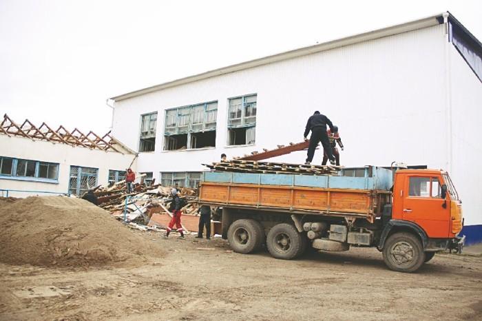 школа без ремонта