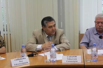 Сапаров