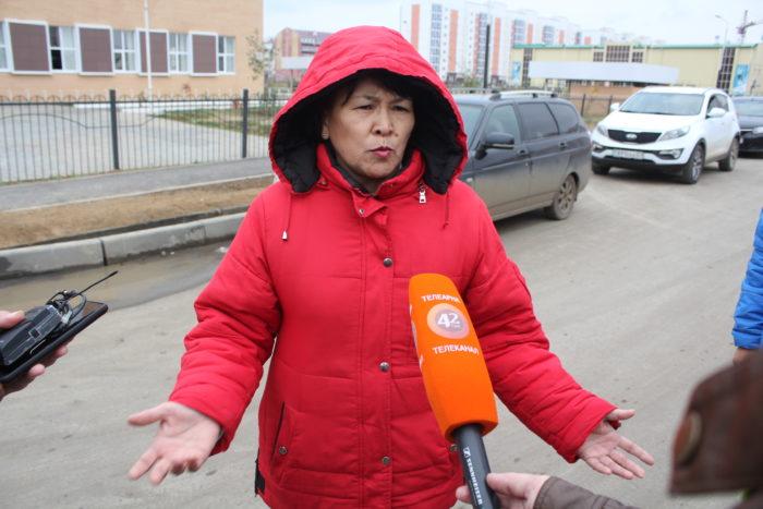 педагог СОШ №47 Рита АХМЕТОВА