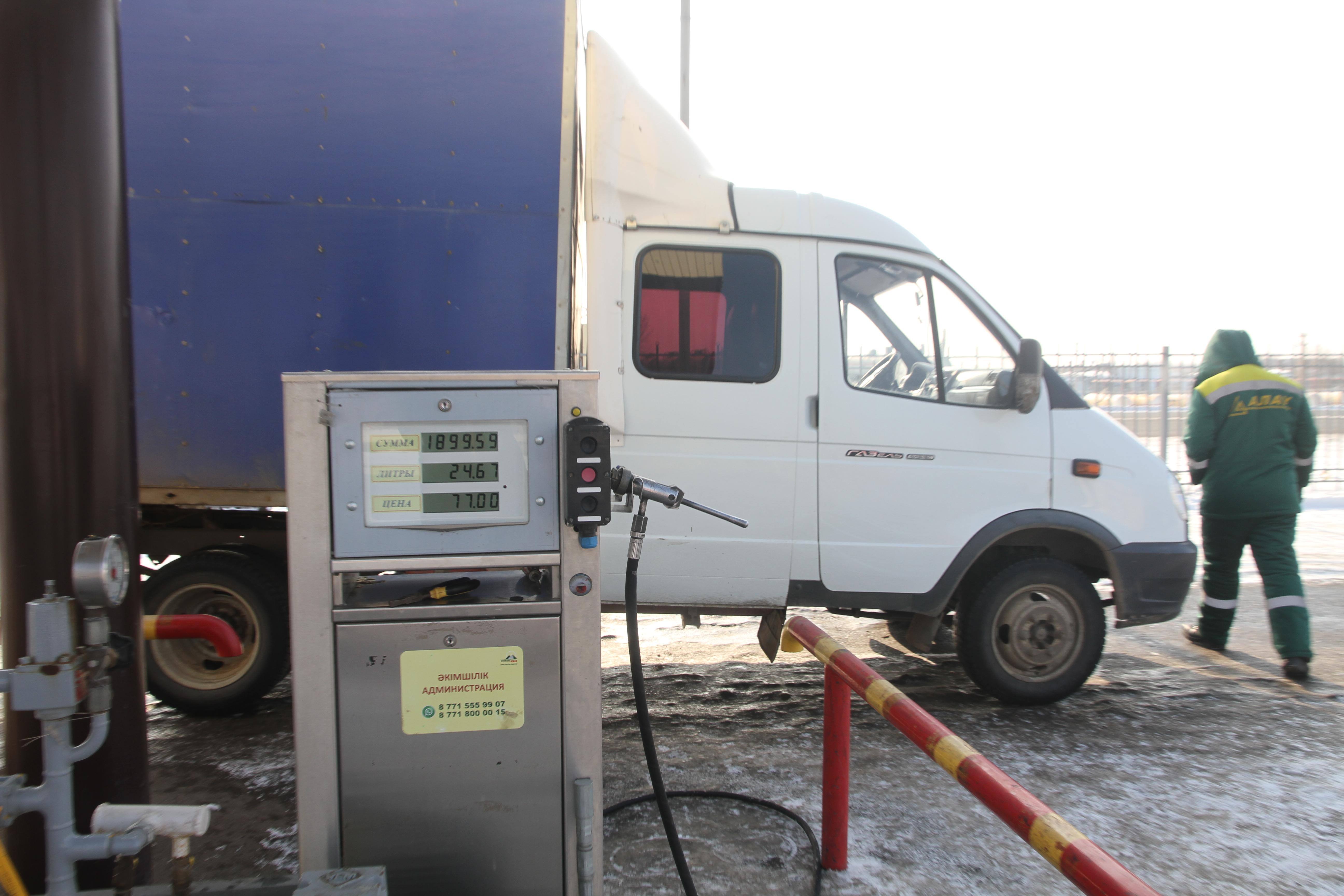 Почти в три раза выросла оптовая цена на газ в ЗКО