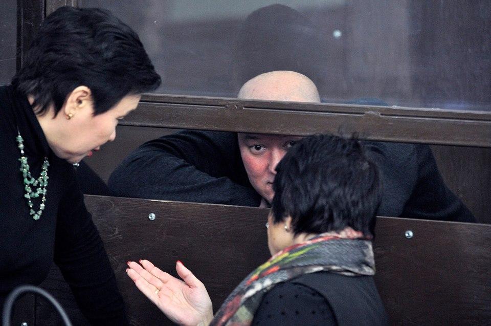 Сын экс-акима ЗКО Аслан Джакупов осужден на 2,5 года колонии строго режима
