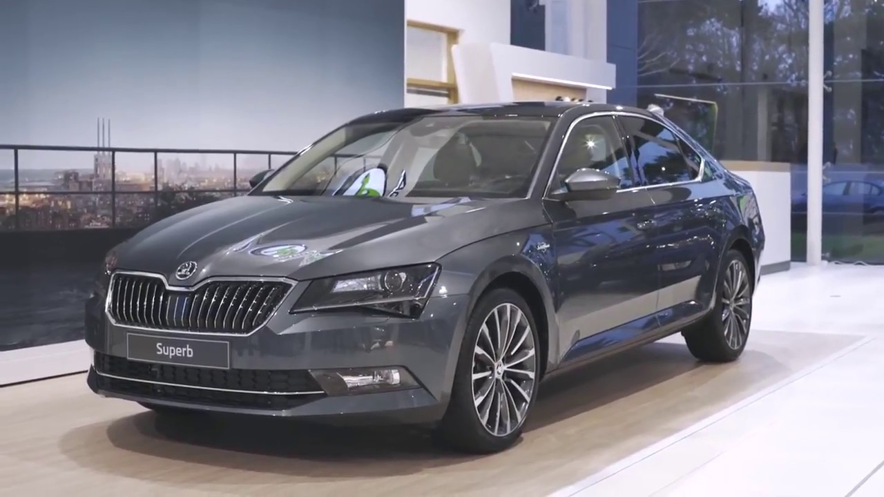 uralsk skoda superb