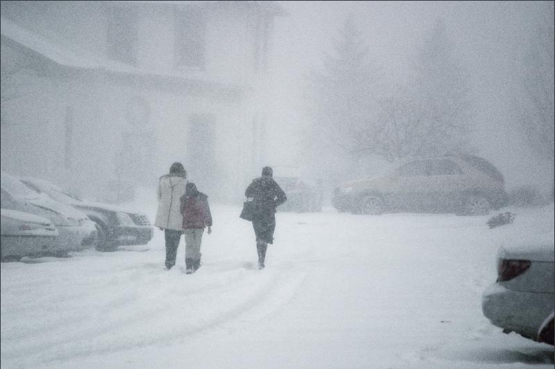 Туман , метель, гололед: прогноз погоды в ЗКО на 12 января