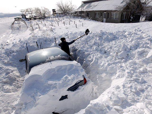 Станет ли большой снег в ЗКО причиной наводнения весной? Мнения специалистов
