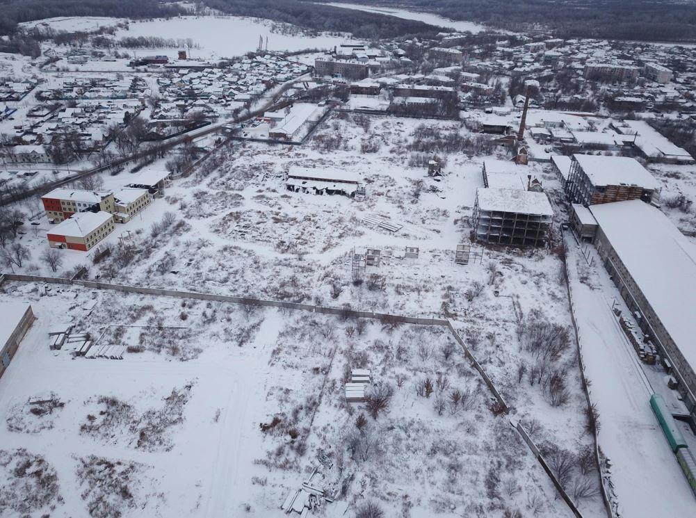 Район «Мясокомбинат» в Уральске застроят многоэтажными домами