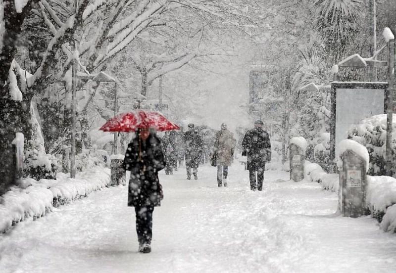 Снегопад и потепление: прогноз погоды в Уральске и Аксае